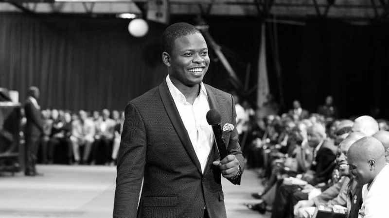 Men of God should be rich -Prophet Bushiri