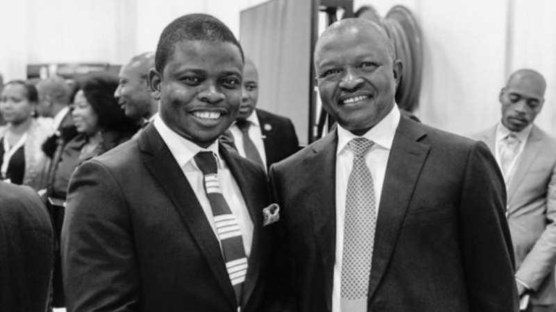 South Africa government embraces Prophet Bushiri